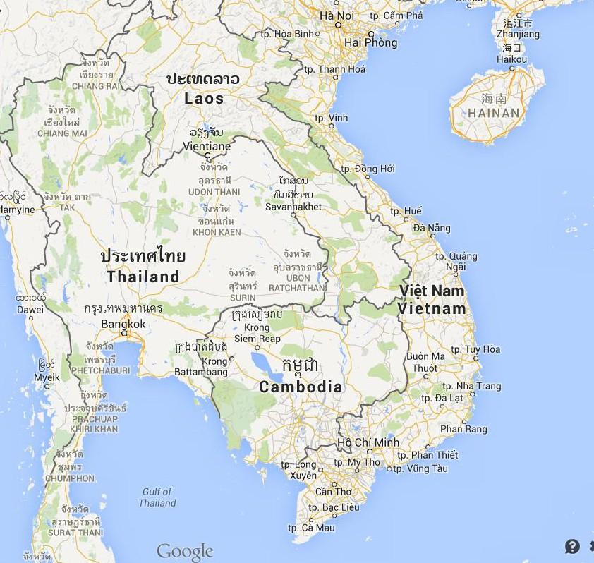 Tailandia, Vietnam y Camboya (28 julio – 31 agosto 2013) | Con mi