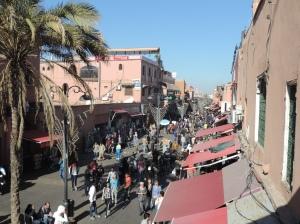 calle Bab Agnaou