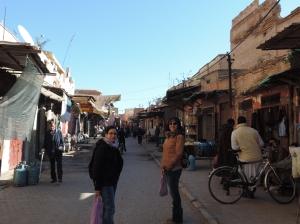 Mellah (barrio judio)