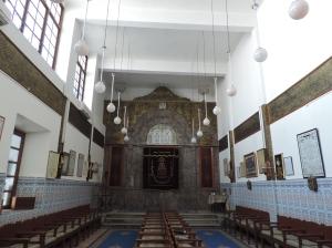sinagoga barrio judío