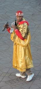 músico gnawa