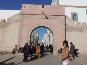 Essaouira, puerta bab marrakech