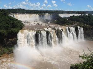 iguazú lado brasileño