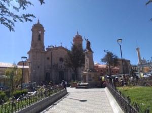 Plaza Potosí