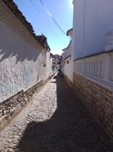 Callejón Santa Teresa Sucre