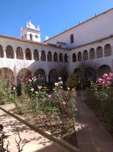 Convento Recoleta Sucre