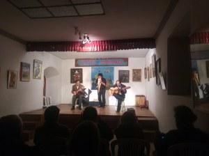 Teatro del charango la paz