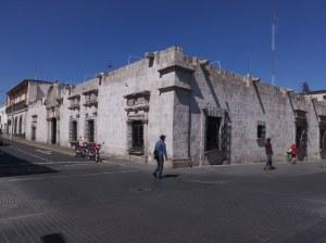 Casa del moral Arequipa