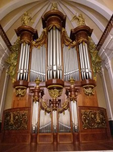 Órgano catedral Arequipa