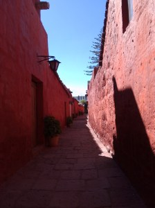 C/toledo Monasterio Sta Catalina Arequipa
