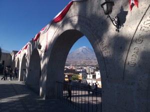 Mirador Yanahuara Arequipa