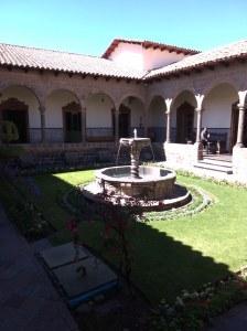 Museo arzobispal cuzco