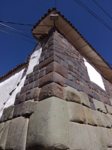 Murallas incas cuzco