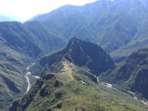 Montaña Machu Pichu