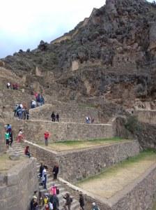 Ollantaytambo Cuzco