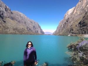 Laguna Llanganuco PN Huascarán