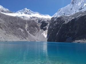 Laguna 69 PN Huascaran