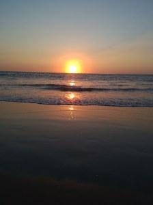 Playa máncora