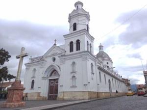 Iglesia San Fco Cuenca Ecuador