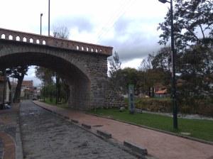 Puente Roto Cuenca Ecuador