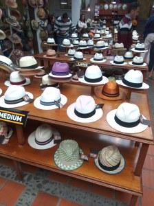 Taller y museo del sombrero cuenca ecuador