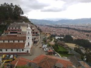 Mirador Turi Cuenca ecuador