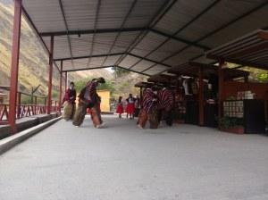 Bailes en Sibambe ecuador