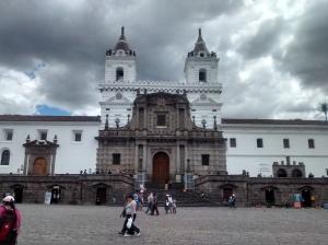 convento san francisco quito ecuador