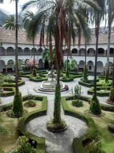 convento s.francisco quito ecuador