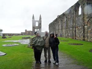 catedral st. andrews escocia