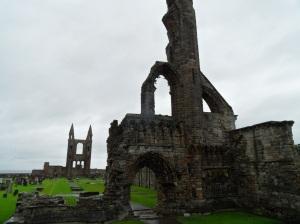 catedral st. andrews escocia
