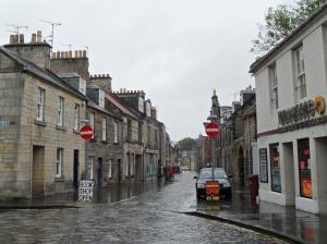 calles st. andrews escocia
