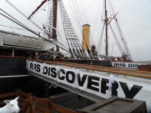 discovery escocia
