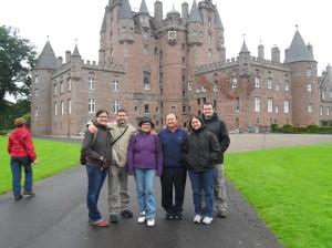 glamis castle escocia