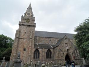 old alberdeen escocia