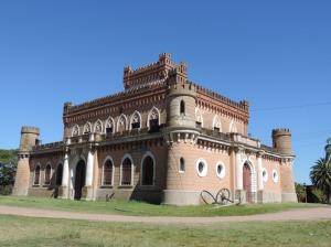 castillo piria piriapolis