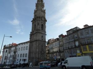 Torre des Clérigos oporto