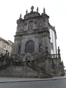iglesia des clerigos oporto