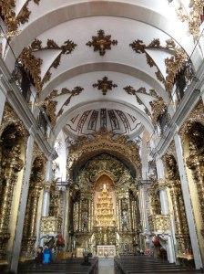 iglesia carmelitas oporto