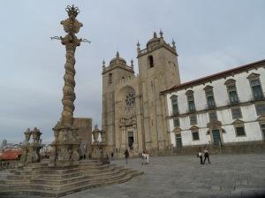 catedral sé y columna