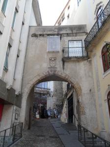 Arco Almedina coimbra