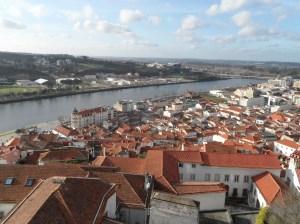 Coimbra desde la universidad