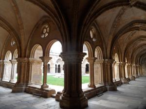 claustro Sé Vielha coimbra