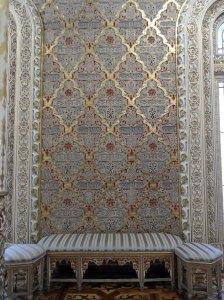 salón árabe palacio de la bolsa oporto