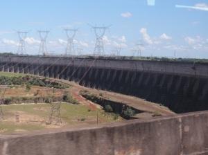 represa itaipú paraguay