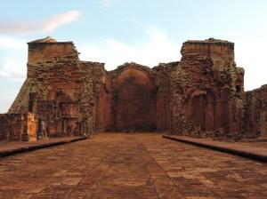 Misiones jesuíticas Paraguay