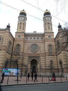 gran sinagoga judia budapest