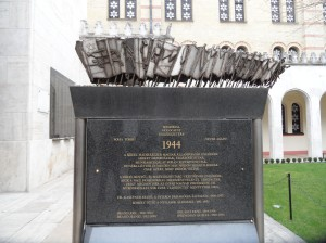 sinagoga judía budapest