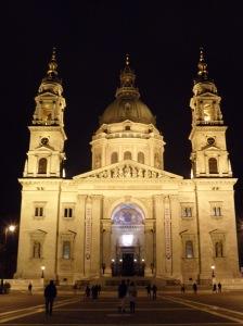 bssílica San Esteban Budapest