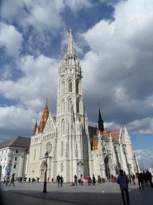 iglesia matias budapest